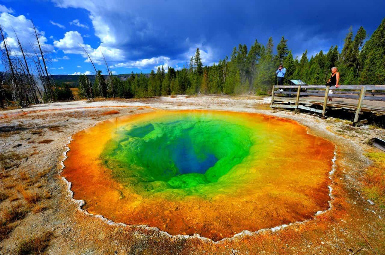 Кислотное озеро 2