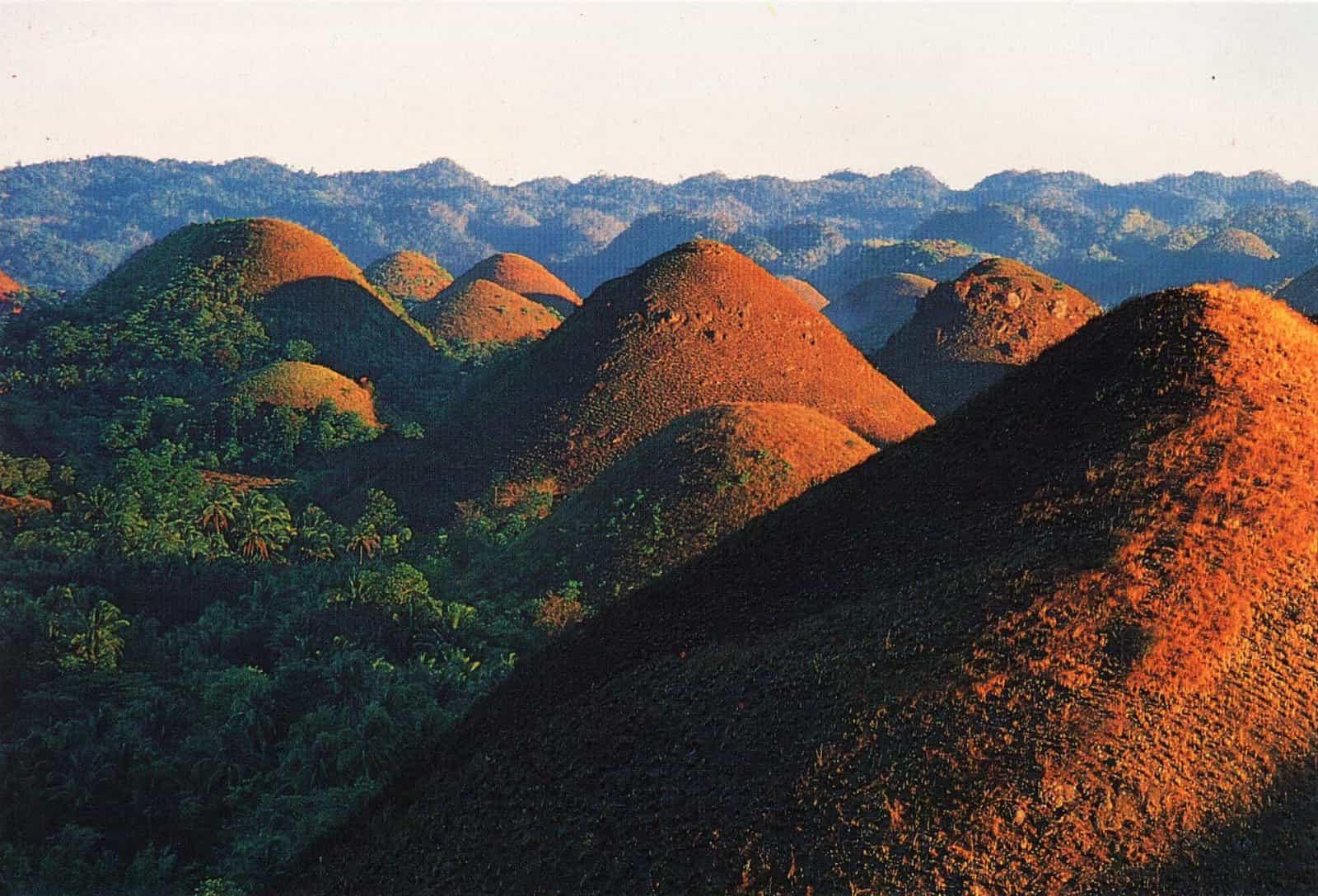 Шоколадные холмы 3