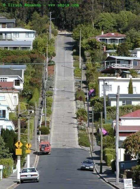 Болдуин-стрит – самая крутая улица в мире | 640x473
