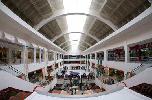 Современный торговый центр Бали