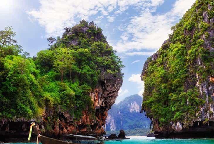 Путешествие по реке: самые интерсные маршруты