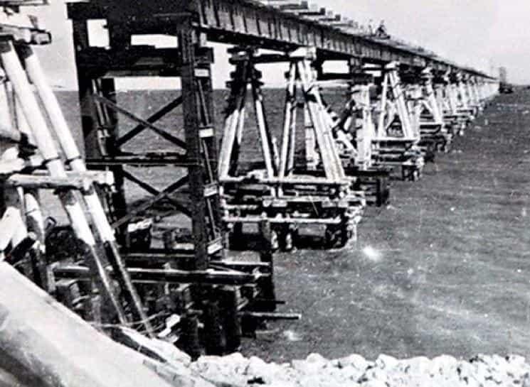 История Керченского моста