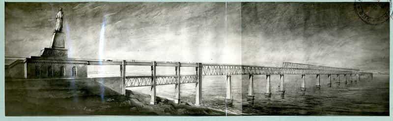 Историч Керченского моста