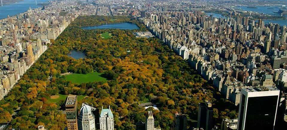 Парк Нью-Йорка