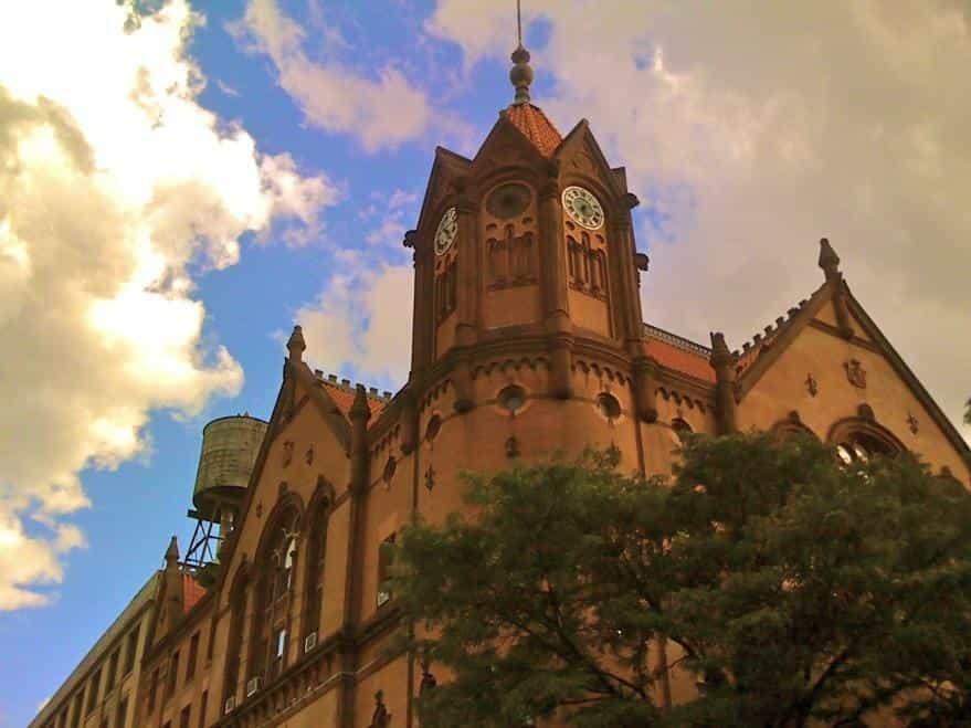 Гарлем здание суда